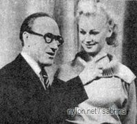Sabrina and Arthur Askey - Before Your Very Eyes