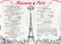 Pleasures of Paris