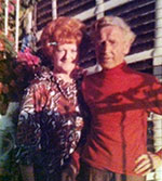 Annie and Walter Sykes, Sabrina's parents