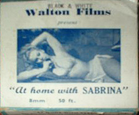 At home with Sabrina cover